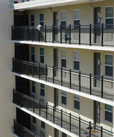 Eneref Institute Dorm PTAC