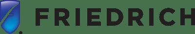 Friedrich logo-horizontal-4-color(w)blk letters