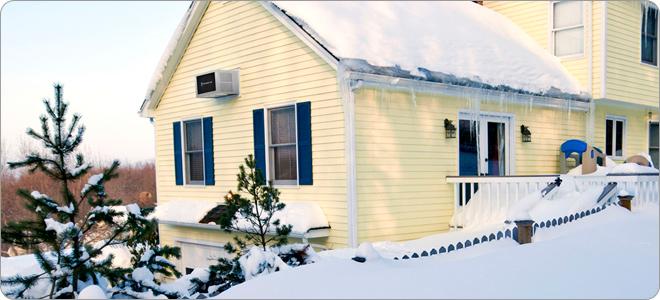 snowy-house